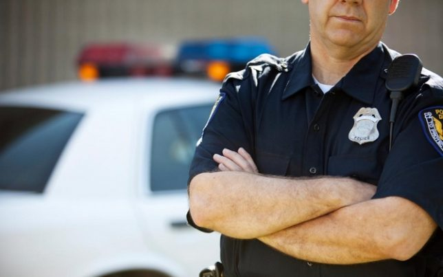 police officer essay questions